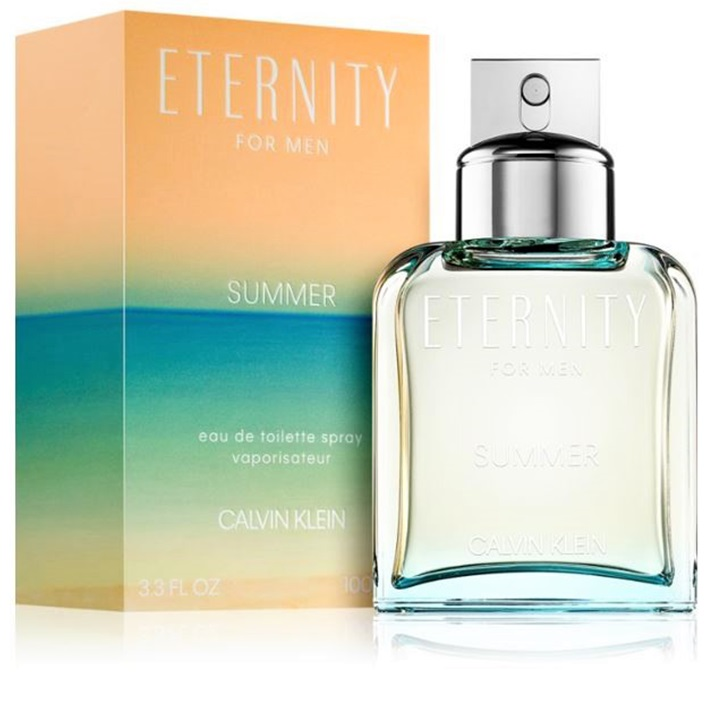 Eternity Summer 2019 | Calvin Klein