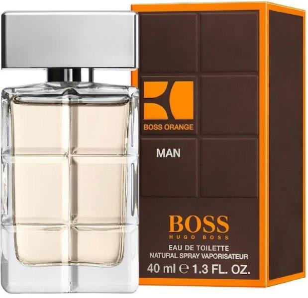Hugo Boss | Boss Orange Man Eau De Toilette 40ml