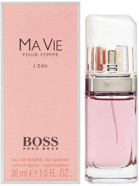 Boss Ma Vie L Eau Eau De Toilette 30ml For Women Hugo Boss