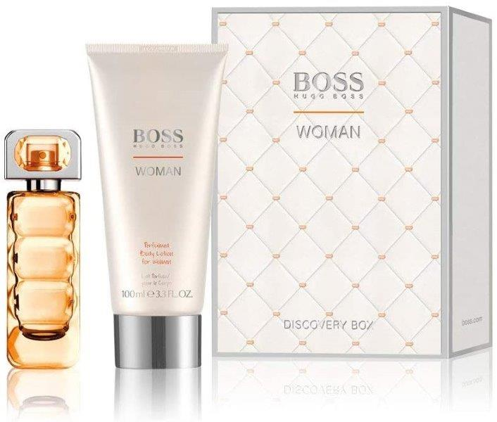Hugo Boss | Boss Orange Woman Gift Set Eau De Toilette 30ml