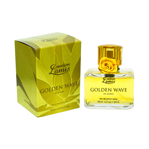 Golden Wave | Creation Lamis