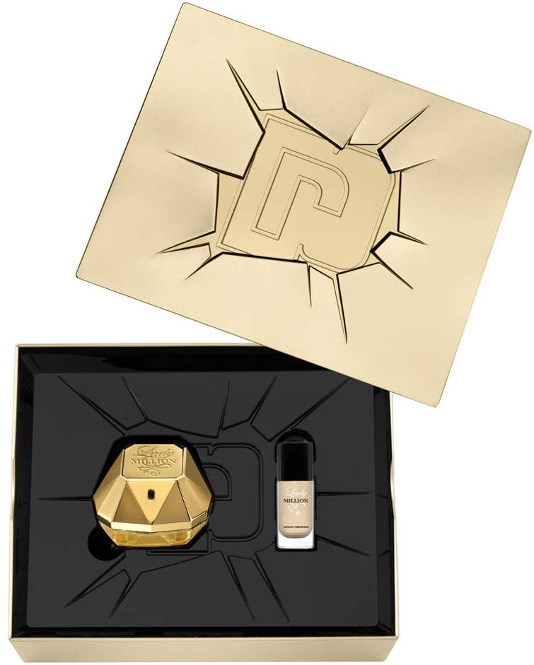 Paco Rabanne | Lady Million Gift Set Eau De Parfum 50ml