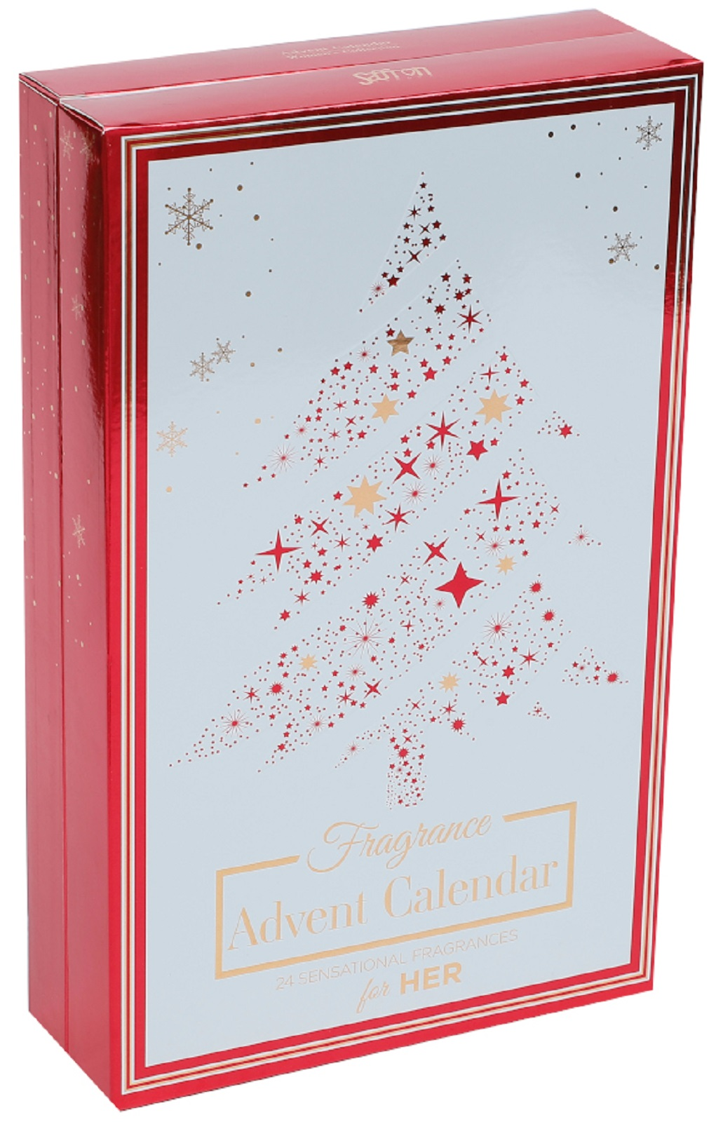 Saffron Cosmetics | 24 Day Fragrance Advent Calendar For Women