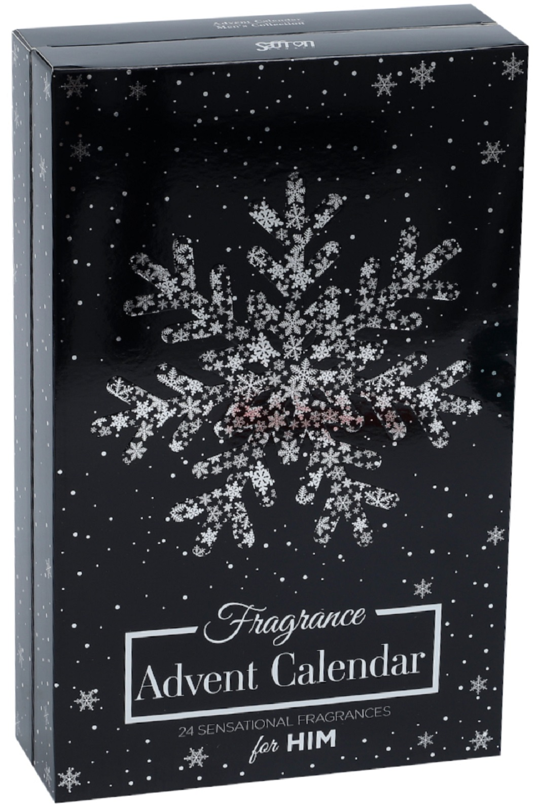 Saffron Cosmetics | 24 Day Fragrance Advent Calendar For Men
