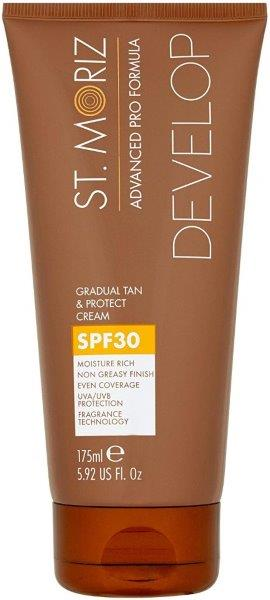 Gradual Tan & Protect 175ml Advanced Pro | St. Moriz