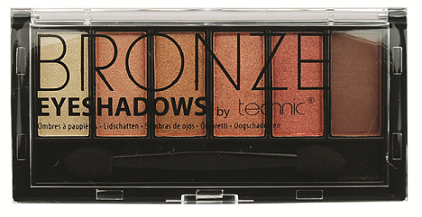 Bronze Eyeshadow Palette | Technic