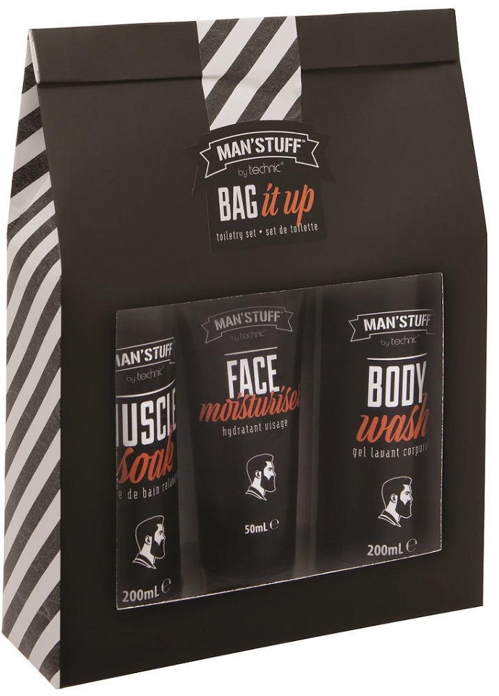 Bag It Up | Man'Stuff