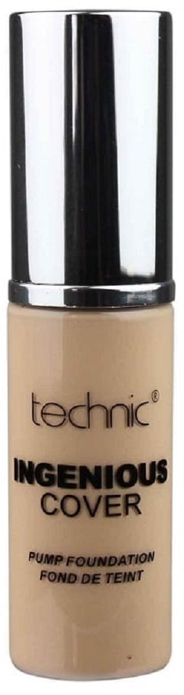 Ingenious Cover Foundation | Technic