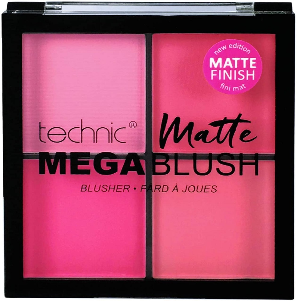 Mega Matte Blush | Technic