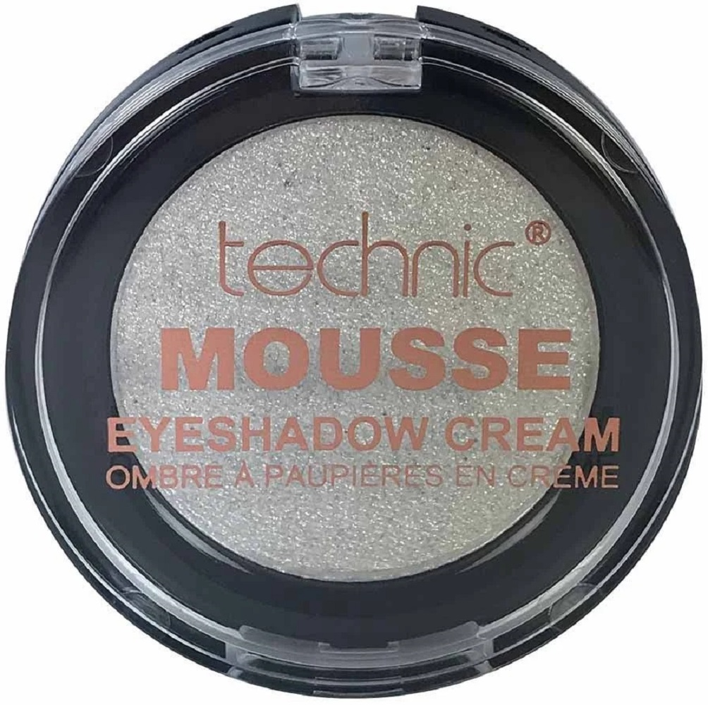 Mousse Eyeshadow Cream | Technic