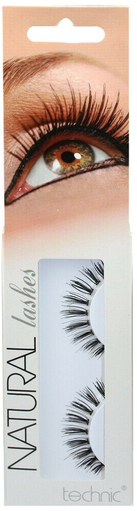 Natural Lashes | Technic