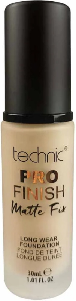 Technic | Porcelain Pro Finish Matte Fix Foundation